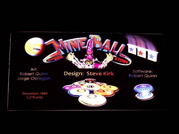 Custom Card for Nine Ball, transparent