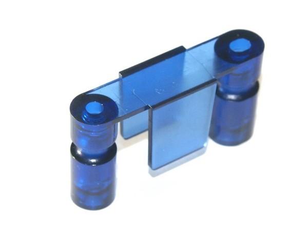 Lane Guide SEGA, Stern blue transparent
