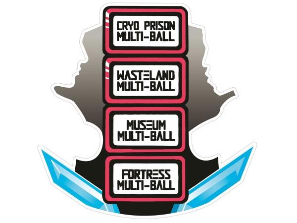 Multiball Overlay for Demolition Man
