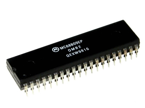 IC MC68B09, 8-BIT Microprocessing Unit