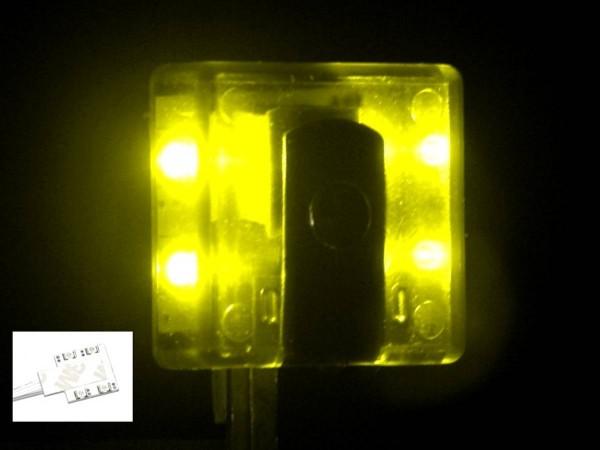 Noflix Target Light, yellow