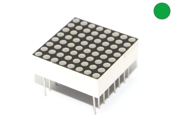LED Dot Modul 8x8, grün