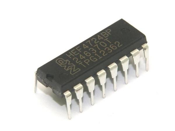 IC 4724 C-Mos 8-bit latch