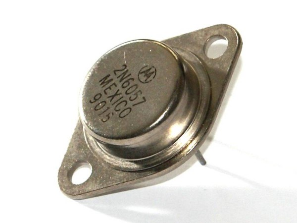 Transistor 2N6057