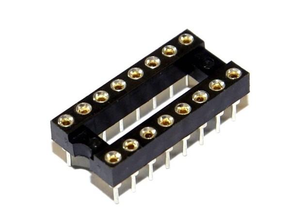 IC Socket 16 Pin