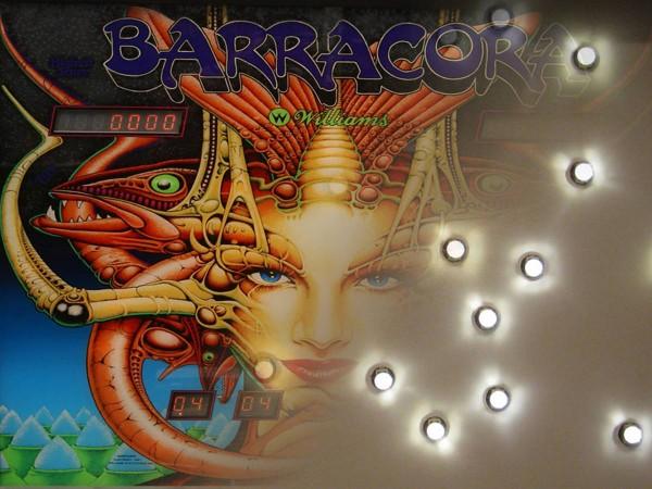 Noflix LED Backbox Kit for Barracora