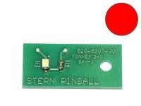 LED Board red, single (Stern 520-5307-00)