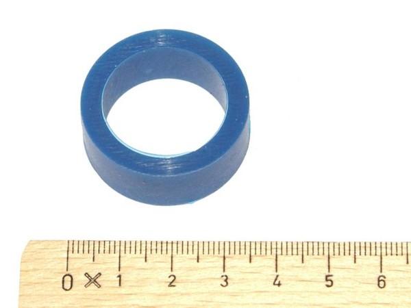 Flipper Gummi - premium blau (klein)