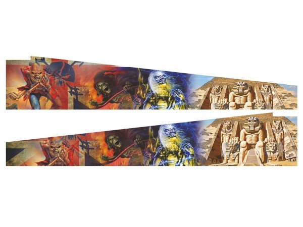 Sideboard Decals for Iron Maiden