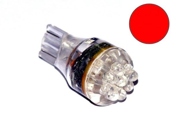 """T10 Noflix Flasher """"LED"""" rot"""