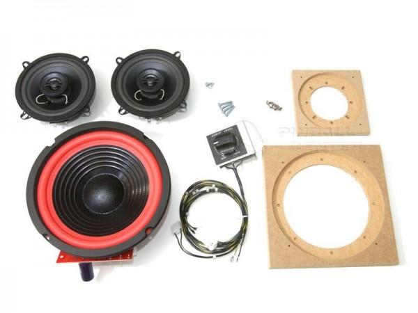 Premium Speaker Upgrade Kit for AC/DC