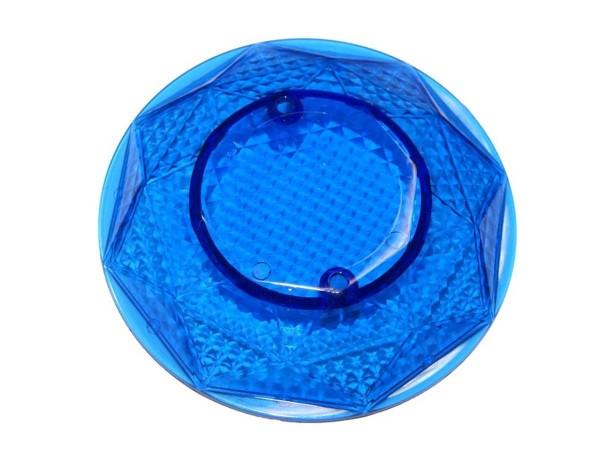 Pop Bumper cap - blue transparent (Data East, Sega, Stern)