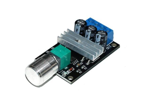 Speed Control for Shaker Kit for Stern, Rev. B