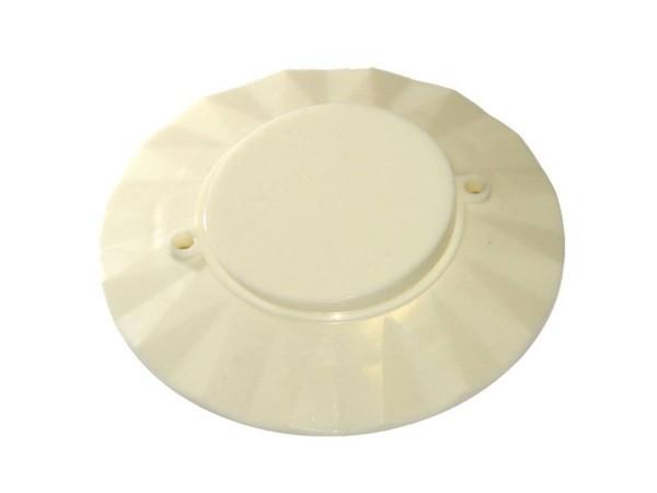 Pop Bumper cap - white opaque