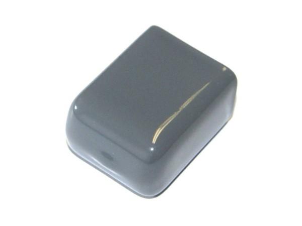 Switch Abdeckung, grau - schmal (20-9672)