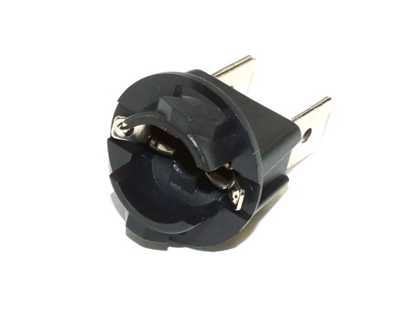 Lamp socket - wedge base, T10 (24-8812)
