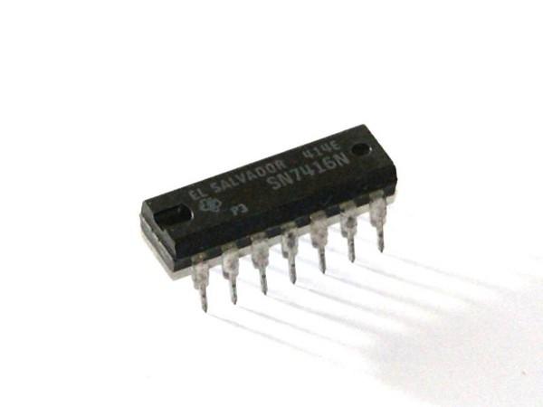SN7416N