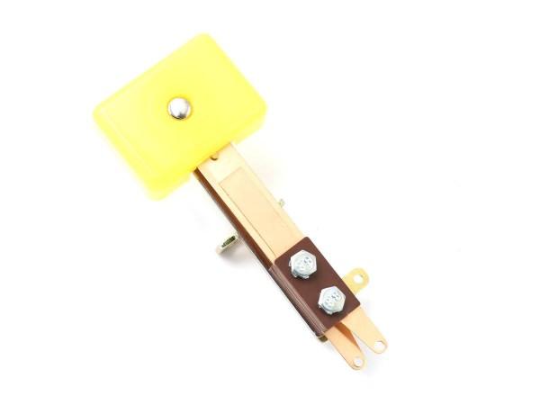 Standup Target 3D yellow, rectangular extra wide