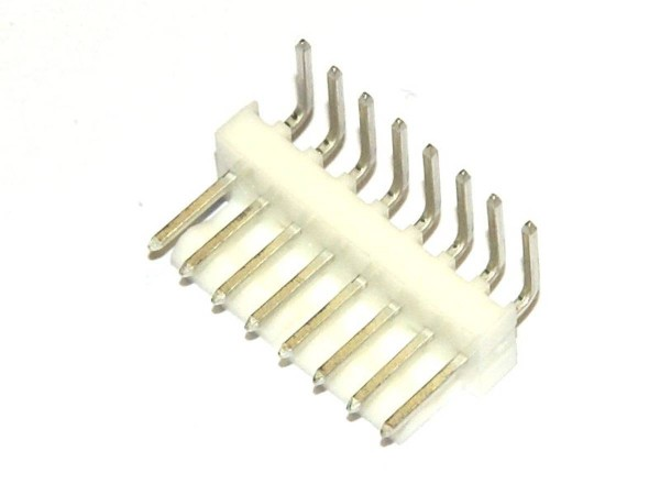"Board Steckverbinder, 8 Pin, winklig, .1"" (2.54mm)"