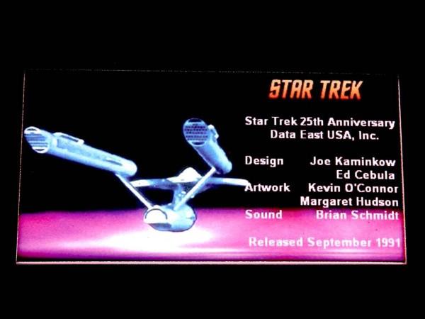 Custom Card 1 for Star Trek (Data East), transparent
