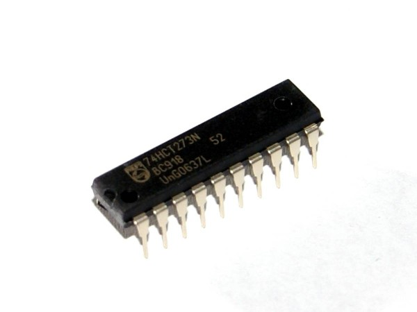 IC 74HCT273N